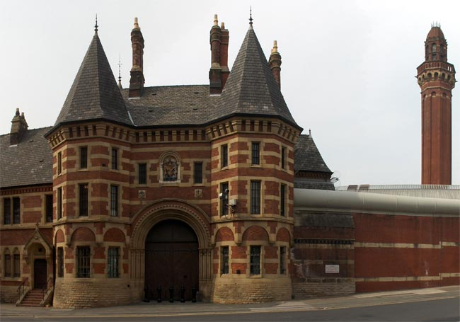 Prison Manchester (Strangeways)