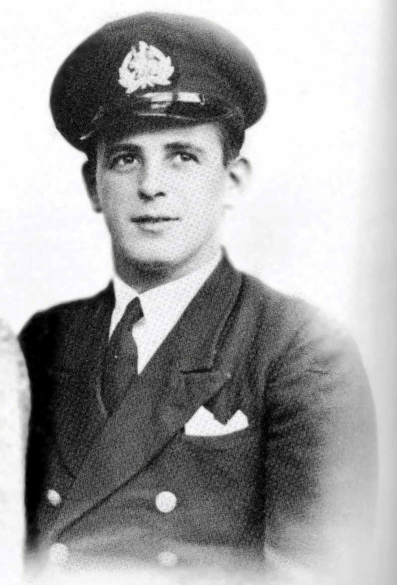First-class deck steward James Camb