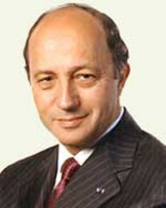Laurent Fabius, France's Prime Minister, was Perrot's best friend.