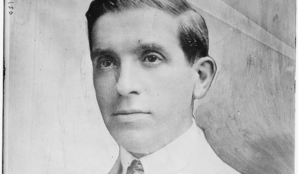 A young Charles Ponzi