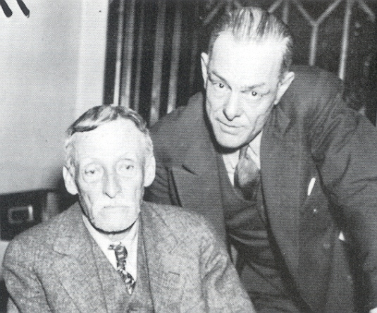 Albert Fish and Det. William King