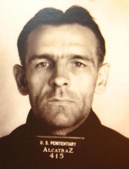 Image result for sam shockley alcatraz