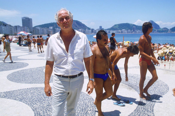 Biggs in 1985
