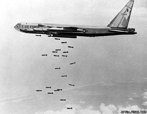 Bombing of Cambodia