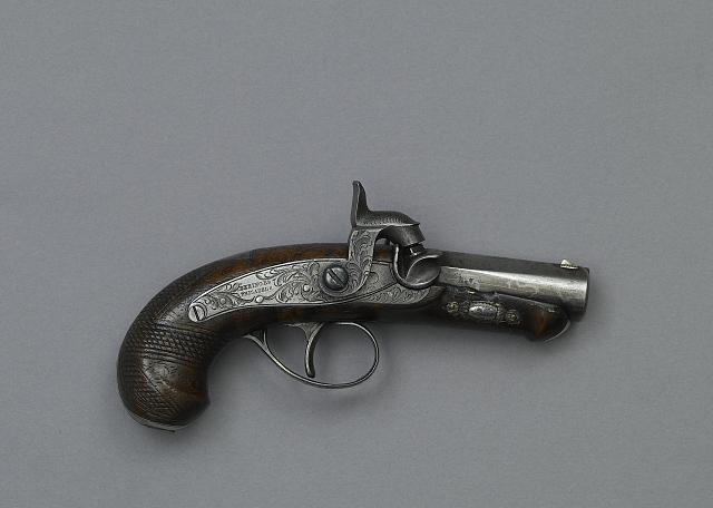 John Wilkes Booth Gun