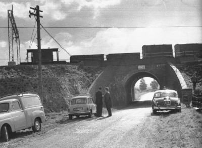 Bridego Bridge just after the robbery