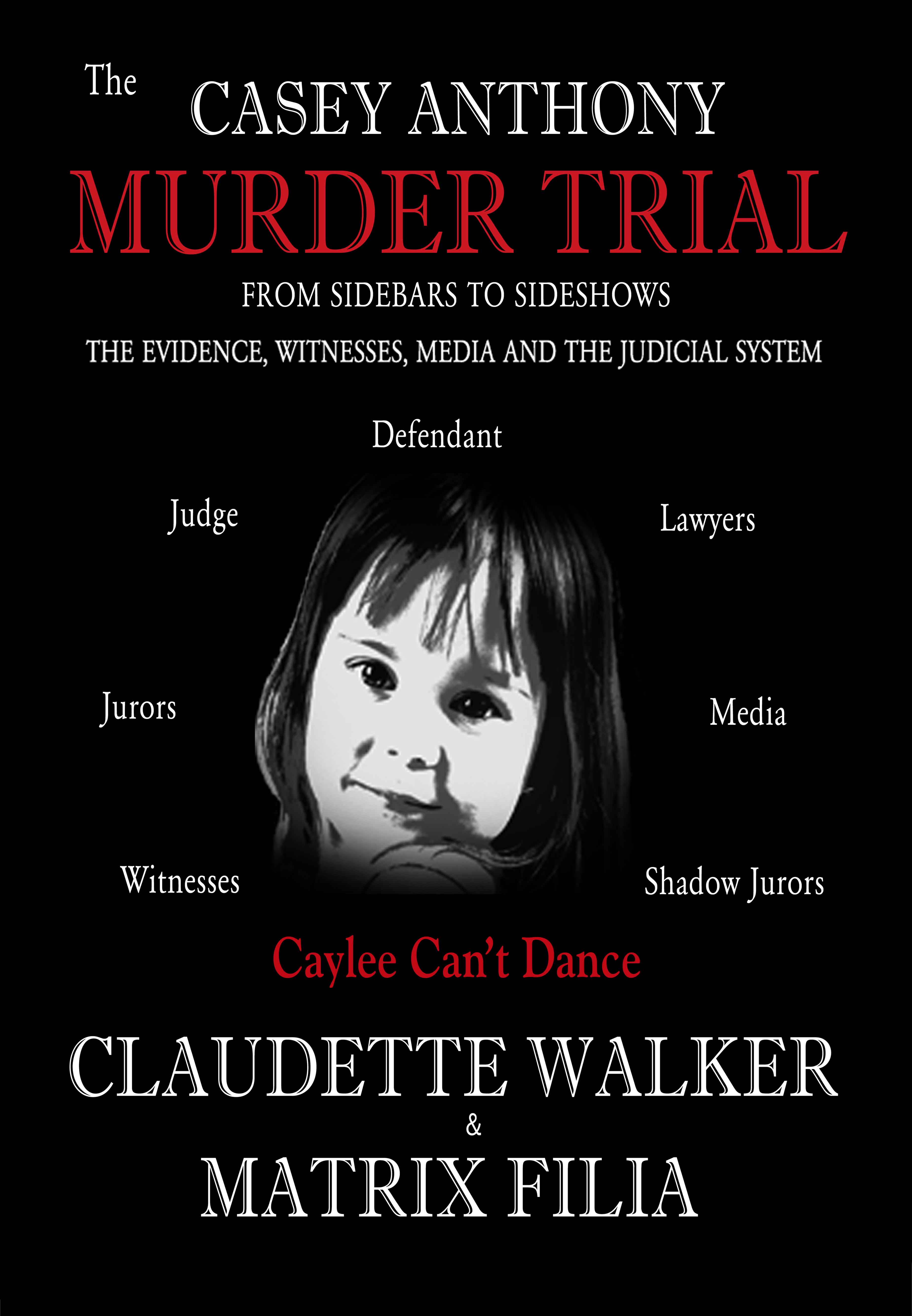 casey anthony murder trial book cover