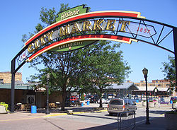 The City Market Kansas City, Missouri