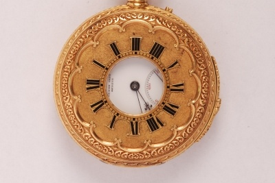 In 1983, over 100 antique clocks  worth millions of dollars  were stolen from the L.A. Mayer Museum for Islamic Art in Jerusalem