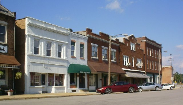 Downtown Pacific MO