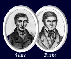William Hare and William Burke