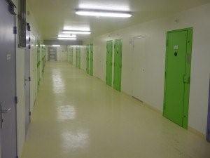 CORBAS, FRANCE'S NEW PRISON