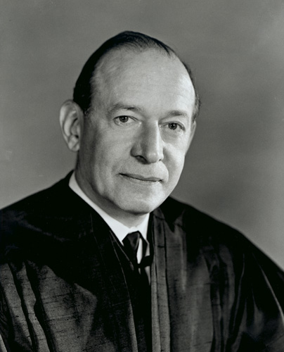 US Supreme Court Justice Abe Fortas