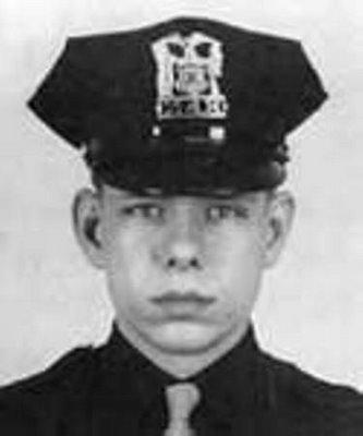 Omaha patrolman Larry Minard