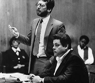 Leonard Paradiso on trial
