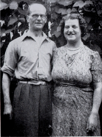 Reg and Ethel Christie