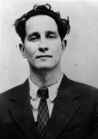 Ronnie Biggs at the time of the robbery