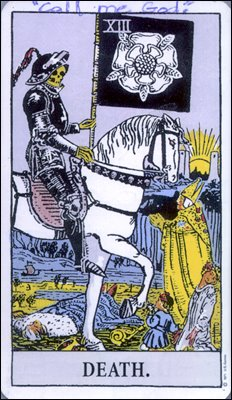The Tarot Card