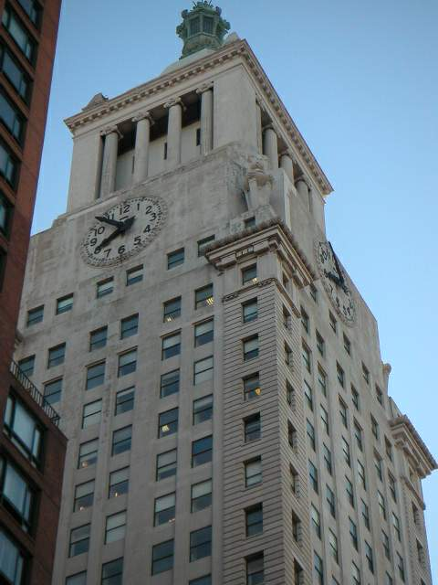 The Con Ed Building at Irving Place