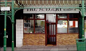 The Surgery, 21 Market Street, Hyde