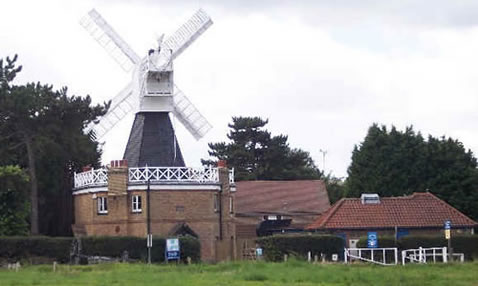 The Windmill on Wimbledon Common