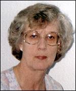 Victim Maureen Ward
