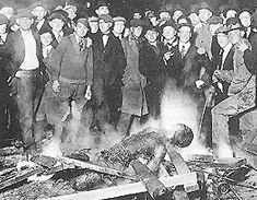 These photos of whites torturing and lynching black men present a side of U.S. history that most history books ignore.