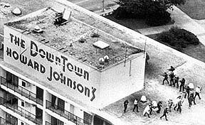 New Orleans Howard Johnson Hotel Jan. 7, 1973
