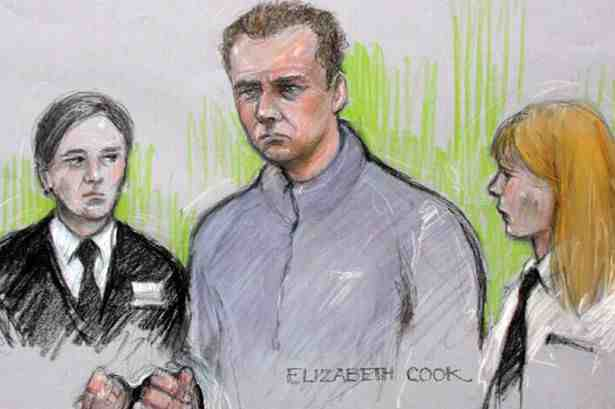 Stephen Farrow in court