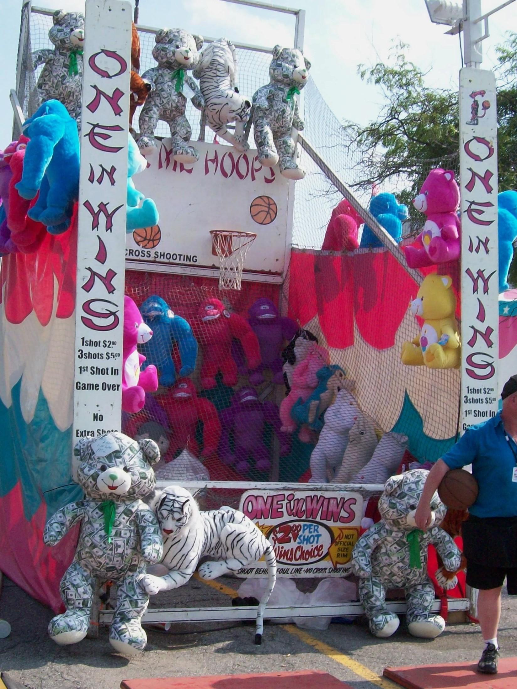 Carnival Hoops