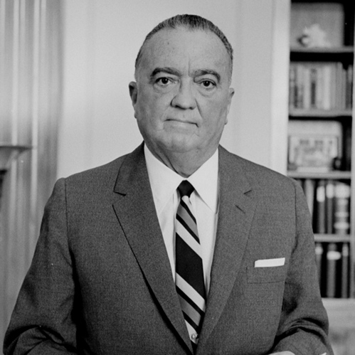J. Edgar Hoover