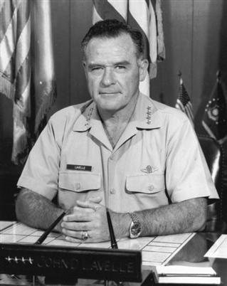 Air Force Gen. John Lavelle