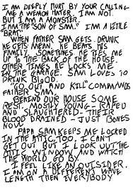Son of Sam Letter