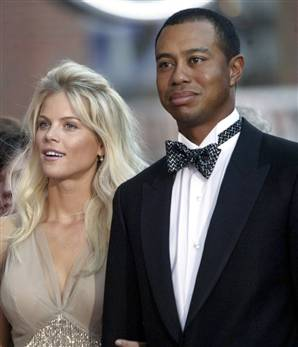 Tiger Woods &amp; Elin Nordegren